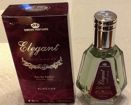 Elegant - Al-Rehab Natural Perfume Spray- 50 ml (1.65 fl. oz)