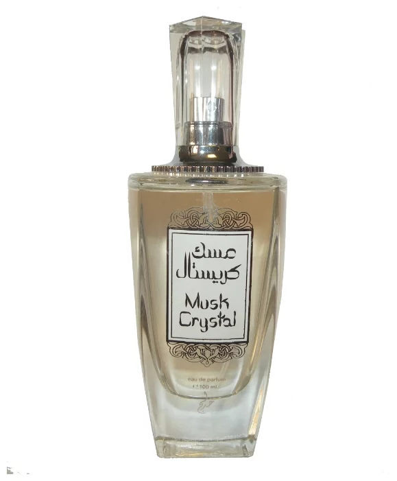 Musk Crystal - Spray Perfume for Women  (100ml) by Khadlaj