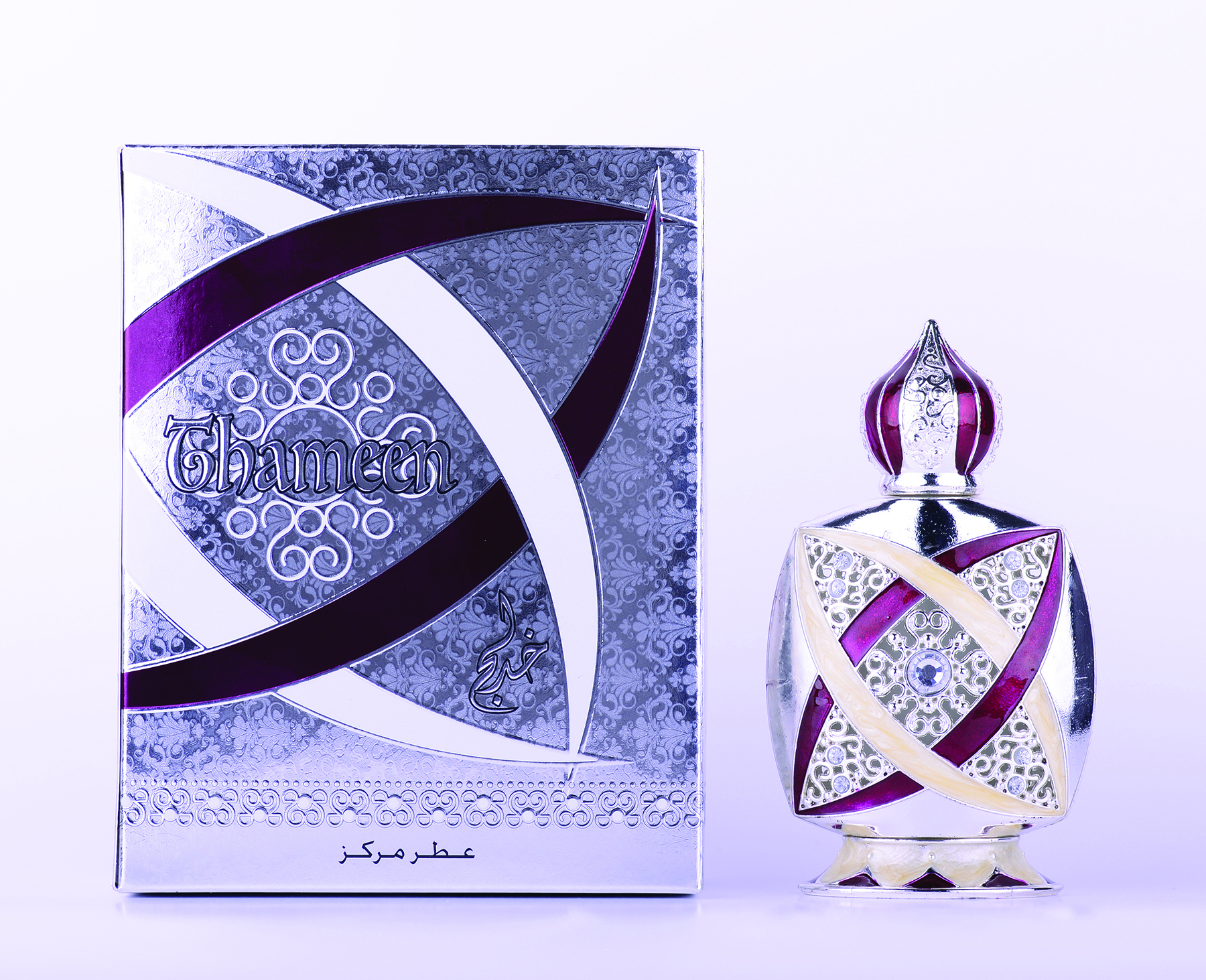 Thameen - Concentrated Perfume Oil by Khadlaj (18 ml)