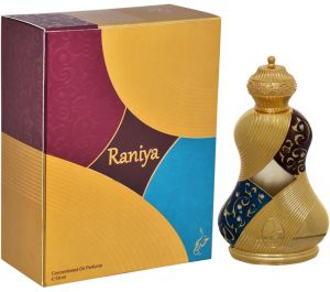 Raniya - Concentrated Perfume Oil by Khadlaj (20 ml)