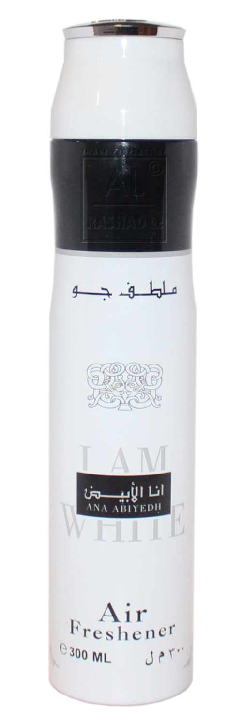 Ana Abiyedh (I am White) - Air Freshener by Lattafa (300ml/194 g)