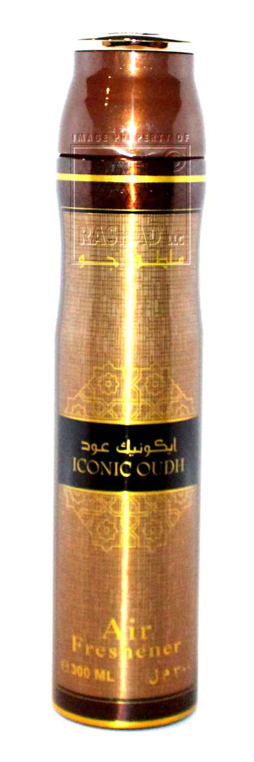 Iconic Oudh - Air Freshener by Lattafa (300ml/194 g)