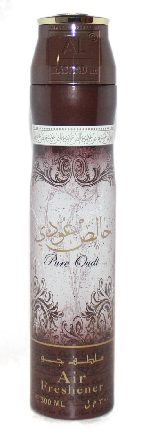 Pure Oudi - Air Freshener by Lattafa (300ml/194g)