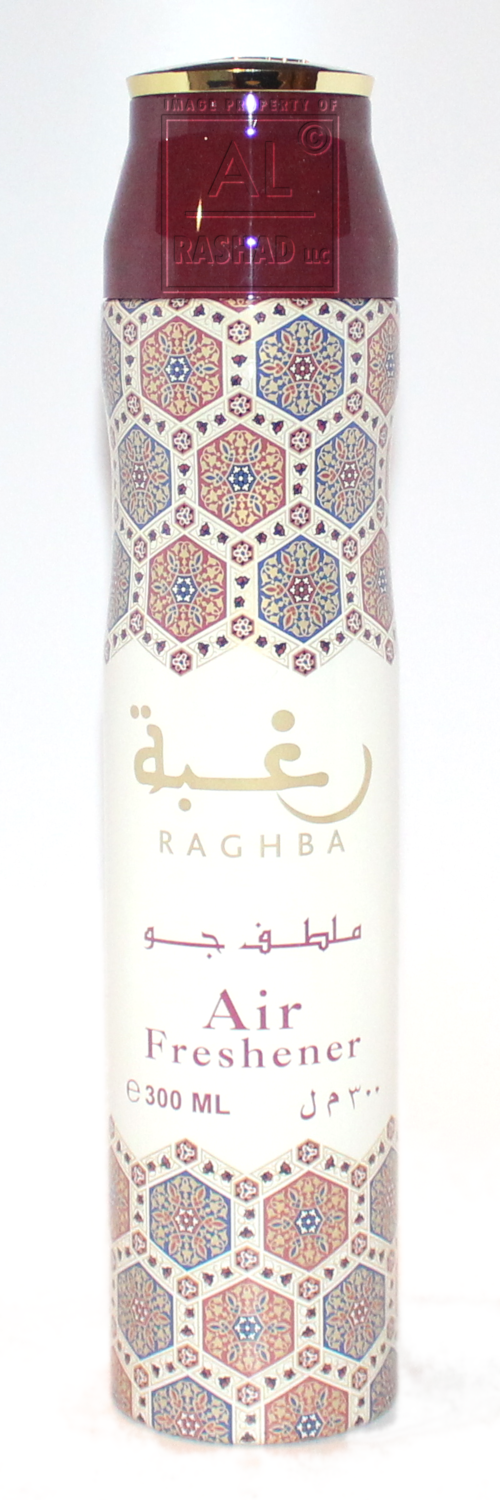 Raghba - Air Freshener by Lattafa (300ml/194g)