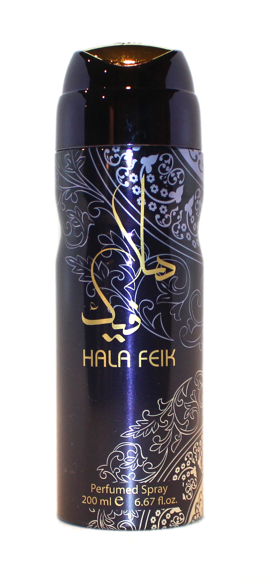 Hala Feik - Deodorant Perfumed Spray (200 ml/6.67 fl.oz) by Lattafa