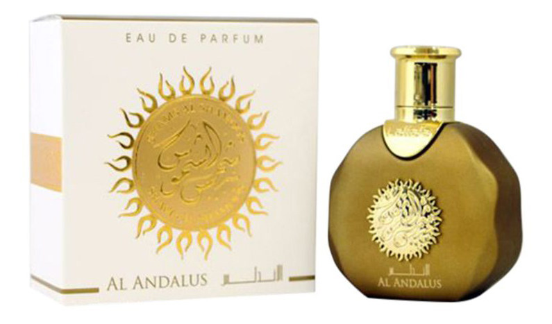 Al Andalus - Eau De Parfum Spray (35 ml - 1.19 Fl oz) by Lattafa