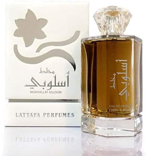 Mukhallat Asloobi - Eau De Parfum Spray (100 ml - 3.4Fl oz) by Lattafa