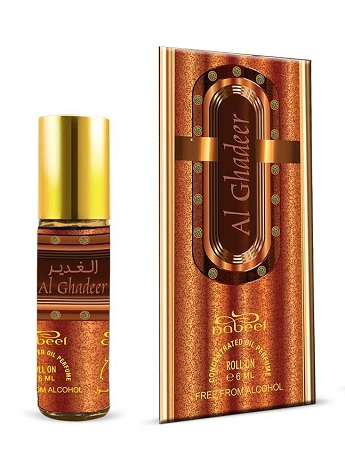 Al Ghadeer - 6ml Rollon Perfume Oil by Nabeel