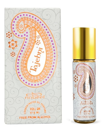 Tajebni - 6ml Roll On Perfume Oil by Nabeel