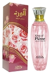 King of Rose Spray Perfume (100ml) by Nabeel