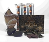 Mini BAKHOOR NABEEL BLACK (Etisalbi) Incense Gift Set by Nabeel