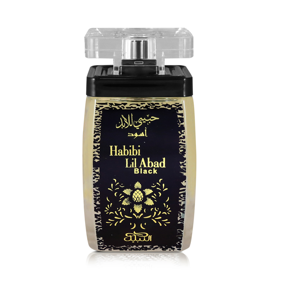 Habibi Lil Abad Black Spray Perfume  (100ml) by Nabeel