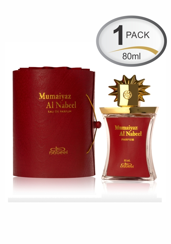 Mumaiyaz Al Nabeel - Eau De Parfum (80ml) by Nabeel - Premium Collection