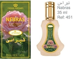 Nebras - Al-Rehab Eau De Natural Perfume Spray - 35 ml (1.15 fl. oz)