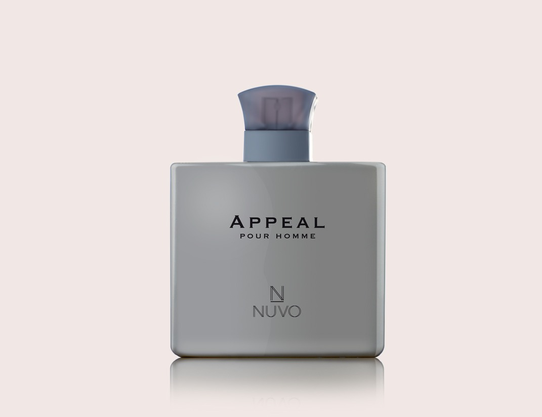 Appeal by NUVO PARFUMS - P0UR HOMME (MEN) - 100ml Natural Spray