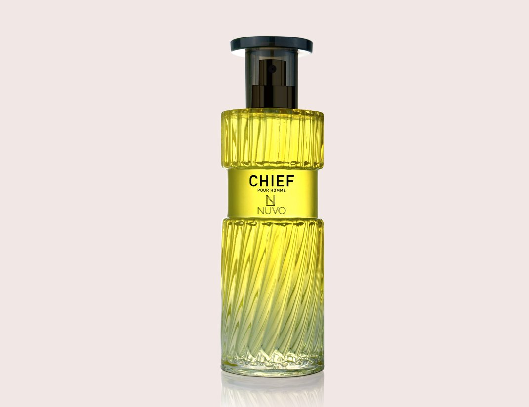 Chief by NUVO PARFUMS - POUR HOMME (MEN) - 100ml Natural Spray