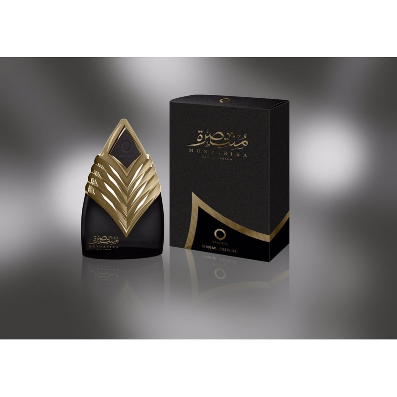 Muntasira Dhahab -  Eau De Parfum for Men - 100ml by Orientica