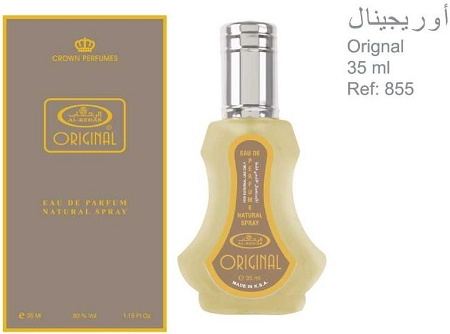 Original - Al-Rehab Eau De Natural Perfume Spray - 35 ml (1.15 fl. oz)