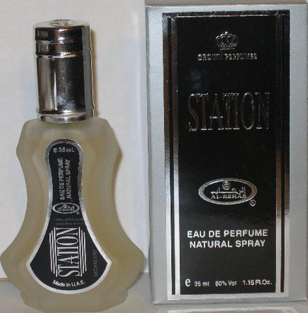 Station - Al-Rehab Eau De Natural Perfume Spray- 35 ml (1.15 fl. oz)
