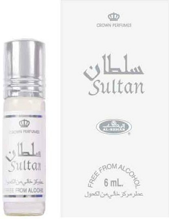 Sultan - 6ml (.2 oz) Perfume Oil  by Al-Rehab