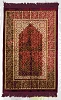 Safi Prayer Rugs - Design  SA-D2 Red - Design Spiegel - Design Plush