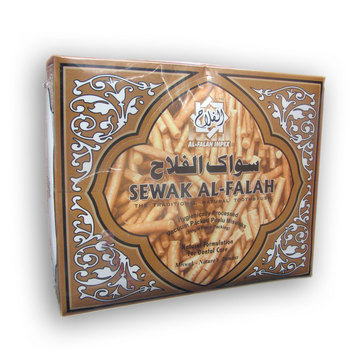 Sewak al Falah - Box of 60 Individually Vacum Packed Miswaks