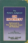The Historic Judgment on Interest