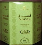 Aseel - 6ml (.2oz) Roll-on Perfume Oil by Al-Rehab (Box of 6)