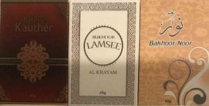 Bukhoor LAMSEE Incense 45gm by Al Khayam Zafron