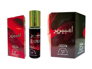 Emperor - Box 6 x 6ml Roll-on Perfume Oil by Nabeel