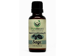 PureBeard Conditioning Oil - Sage