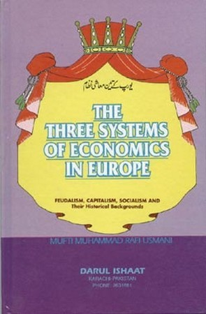 The Three Systems of Economics in Europe