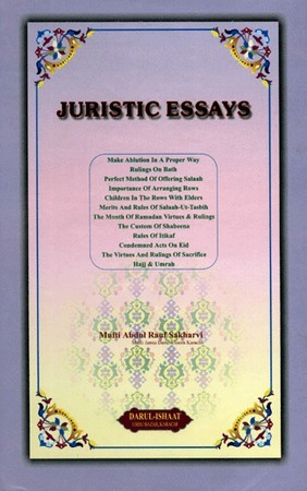 Juristic Essays