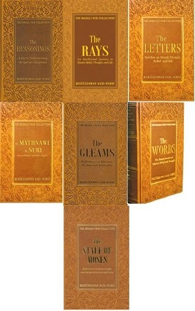 The Risale-I Nur Collection (Set of 8 Books)