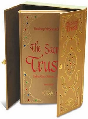 The Sacred Trusts: Pavilion of the Sacred Relics (In Gift Box)