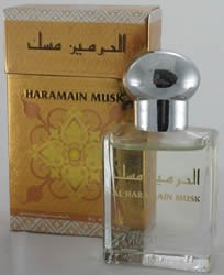 Al Haramain Musk - Oriental Perfume Oil [15 ml]