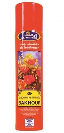 Bakhour Air Freshener by Al-Rehab (300ml)