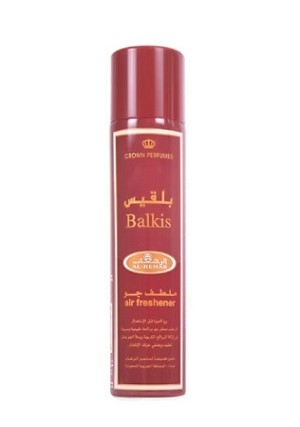 Balkis Air Freshener by Al-Rehab (300ml)