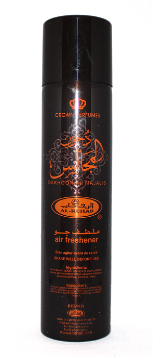 Dakhoon Al Majalis - Air Freshener by Al-Rehab (300ml)