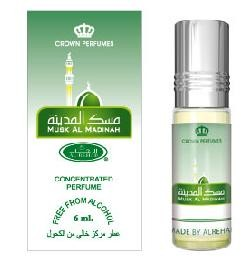 Musk Al Madinah  - 6ml (.2 oz) Roll-on Perfume Oil by Al-Rehab
