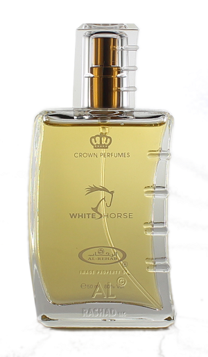 White Horse - Eau De Parfum Natural Spray (50ml/1.65fl.oz.) by Al-Rehab