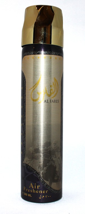 Al Fares - Air Freshener by Ard Al Zaafaran (300ml/194 g)