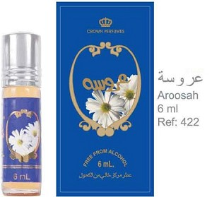 Aroosah - 6ml (.2 oz) Perfume Oil  by Al-Rehab