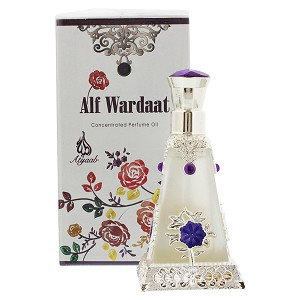 Alf Wardaat - Concentrated Perfume Oil by Atyaab (25ml ml)