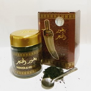 Bakhoor Al Khanger (50gm) by Banafa for Oud