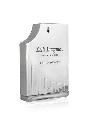 Let's Imagine - 100ml - Natural Spray Perfume by Chris Adams