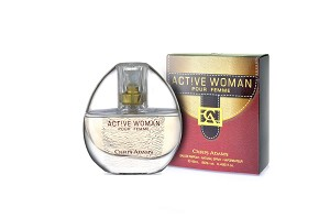 Active Woman - 15ml Miniature Spray Perfume by Chris Adams