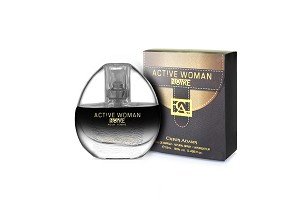 Active Woman Noire  - 15ml Miniature Spray Perfume by Chris Adams