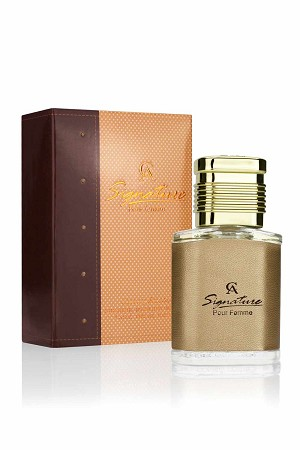 Signature Woman - 15ml Miniature Spray Perfume by Chris Adams