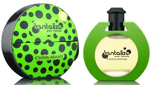 Tantalize - 80ml Spray Perfume for Women by Chris Adams